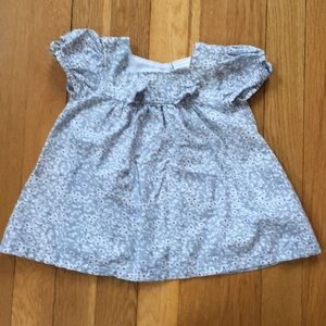 Other - Blue Baby Girl Short Sleeve Casual Dress